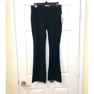 Nanette Lepore Lace Dress Pants!